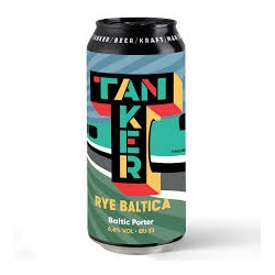 Tanker - Rye Baltica - 44cl
