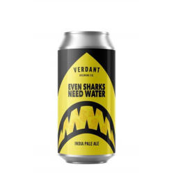 Verdant - Even Sharks Need...